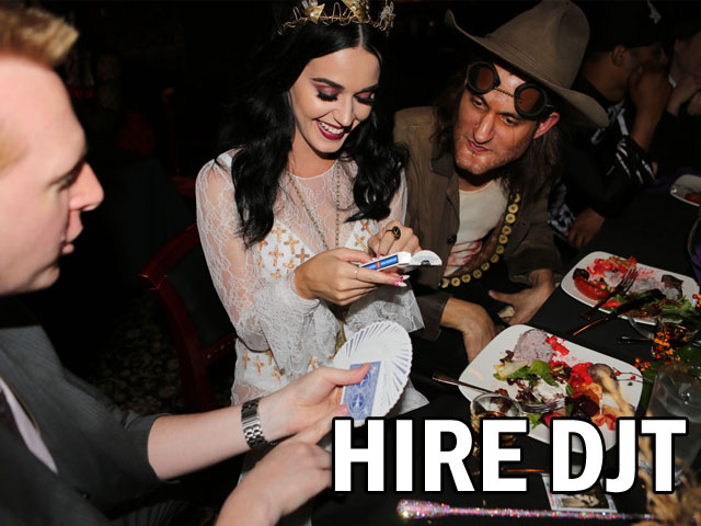 DJT - Katy Perry - John Mayer