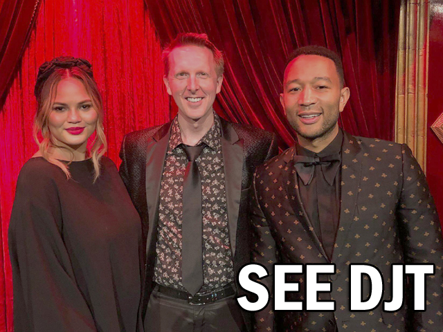 Chrissy Teigen - DJT - John Legend