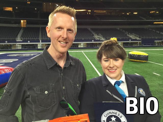 DJT - Guinness World Record Holder